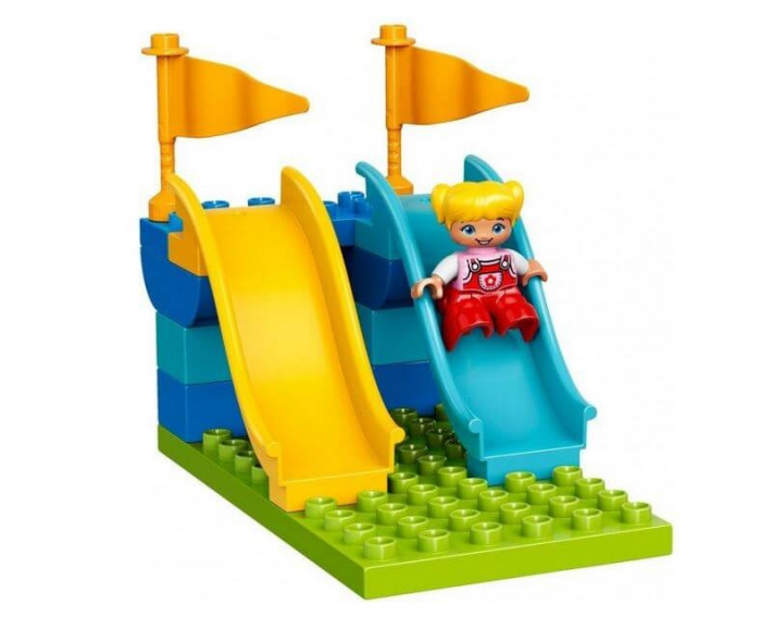 LEGO® DUPLO® Town Parc de distractii 10841 2