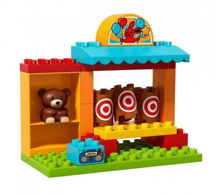 LEGO® DUPLO® Town Pavilion de tir 10839 3