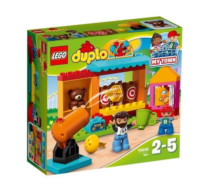 LEGO® DUPLO® Town Pavilion de tir 10839 0
