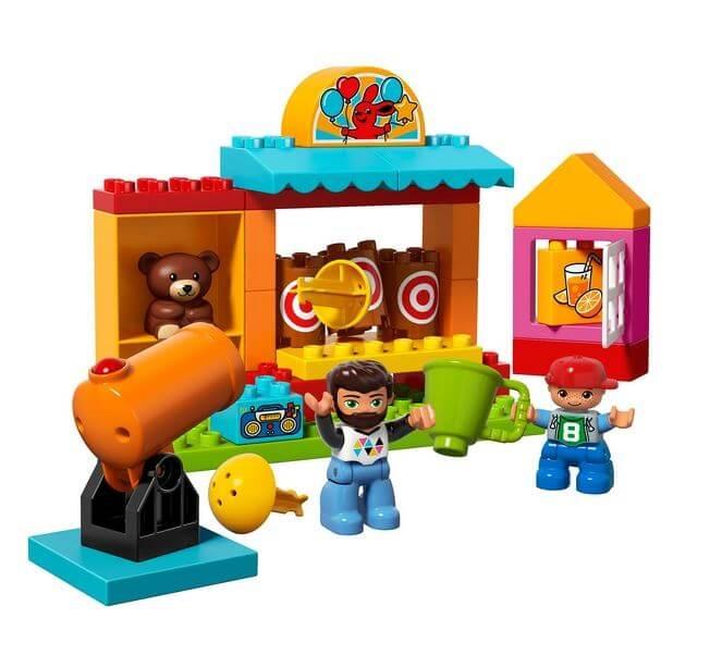 LEGO® DUPLO® Town Pavilion de tir 10839 4