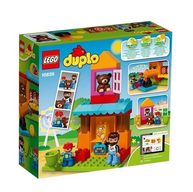 LEGO® DUPLO® Town Pavilion de tir 10839 1
