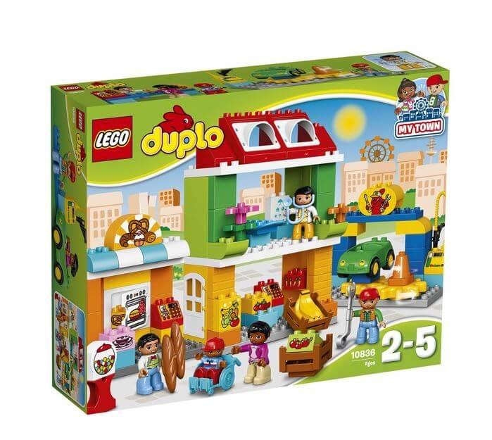 LEGO® DUPLO® Town Piata mare a orasului 10836 [0]