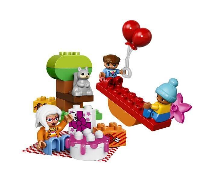 LEGO® DUPLO® Town Picnicul aniversar 10832 1