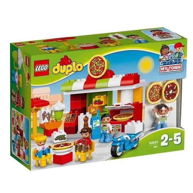 LEGO® DUPLO® Town Pizzerie 10834 0