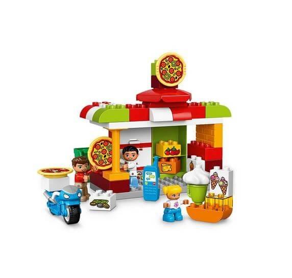 LEGO® DUPLO® Town Pizzerie 10834 2
