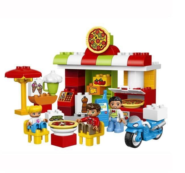 LEGO® DUPLO® Town Pizzerie 10834 1