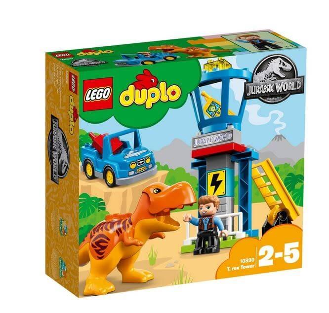 LEGO® DUPLO® Turnul T. Rex 10880 0