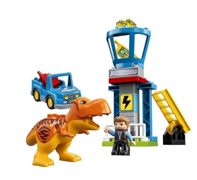 LEGO® DUPLO® Turnul T. Rex 10880 1