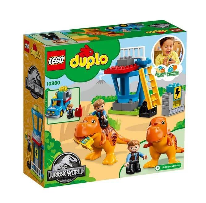 LEGO® DUPLO® Turnul T. Rex 10880 2