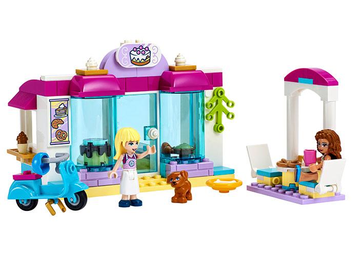 LEGO® Friends: Brutaria din Heartlake 41440 0