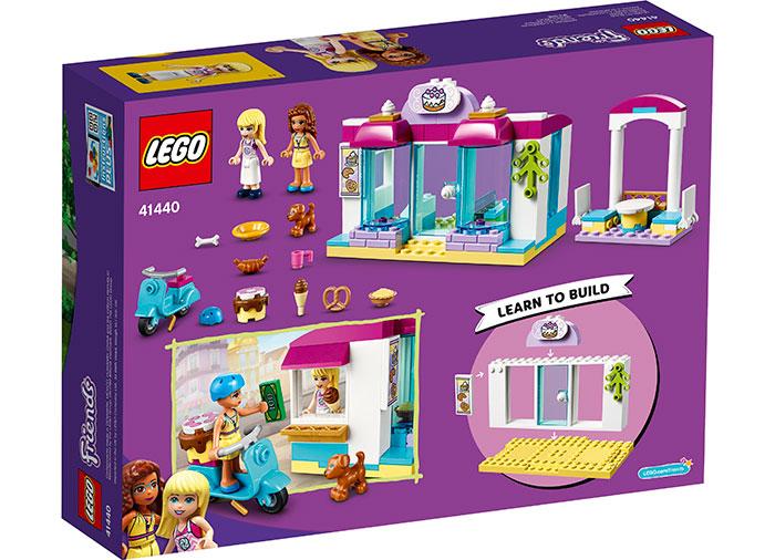 LEGO® Friends: Brutaria din Heartlake 41440 1