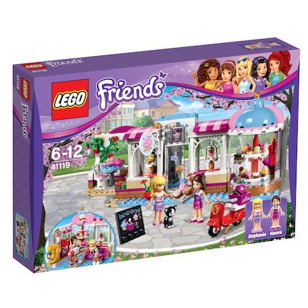 LEGO® Friends, Cafeneaua cu briose din Heartlake 41119 [0]