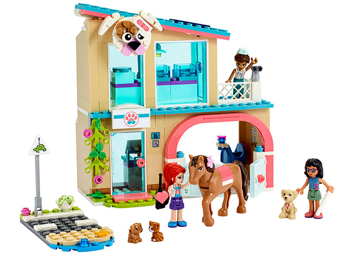 LEGO® Friends: Clinica veterinara din Heartlake 41446 0