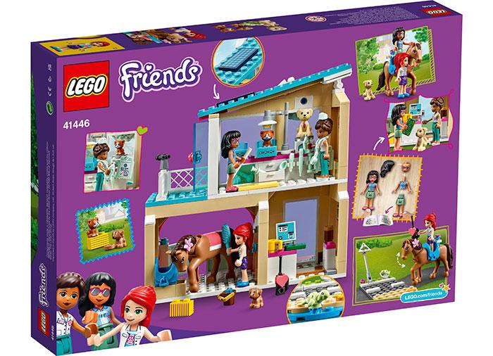 LEGO® Friends: Clinica veterinara din Heartlake 41446 [1]