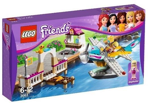 LEGO Friends Clubul de Aviatie Heartlake 3063 [0]