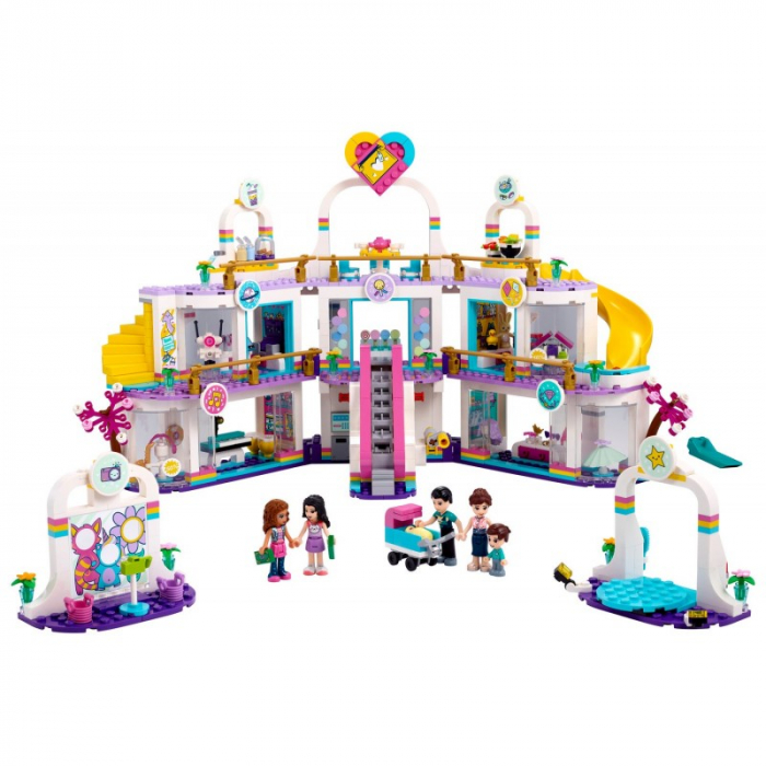 LEGO® Friends: Heartlake City Shopping Mall 41450 1