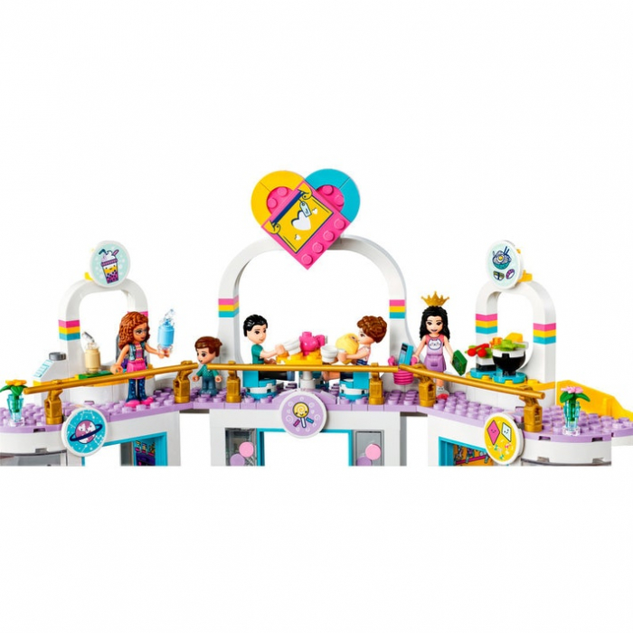 LEGO® Friends: Heartlake City Shopping Mall 41450 2