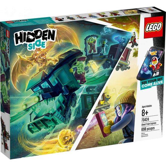 LEGO Hidden Side - Trenul expres al fantomelor 70424 [0]