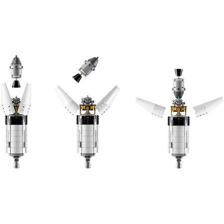 LEGO® Ideas NASA Apollo Saturn V 21309 5