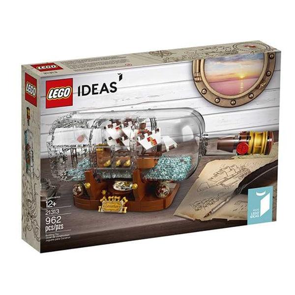 LEGO Ideas - Vapor in sticla 92177 [0]