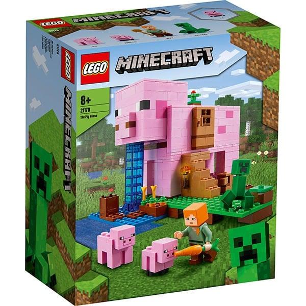 LEGO Minecraft - Casa purcelusilor 21170 [0]