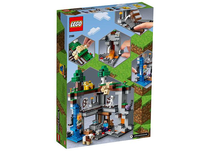 LEGO® Minecraft™: Prima aventura 21169 1