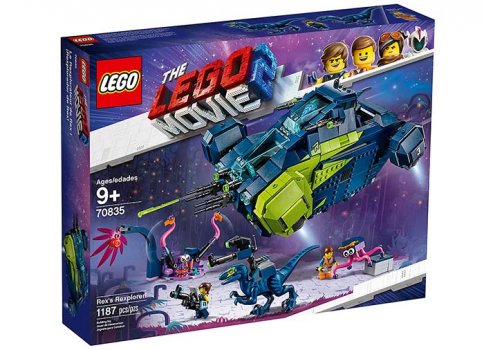 LEGO® Rexploratorul lui Rex 70835 [0]