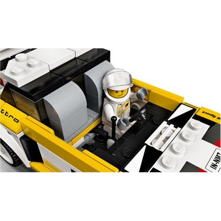 76897 LEGO® Speed Champions: Audi Sport quattro S1  4