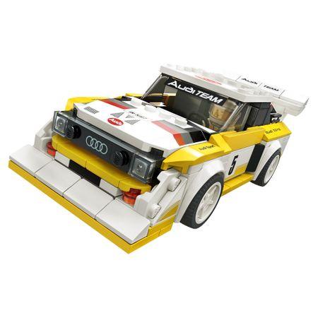 76897 LEGO® Speed Champions: Audi Sport quattro S1  1