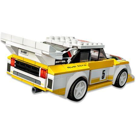 76897 LEGO® Speed Champions: Audi Sport quattro S1  3