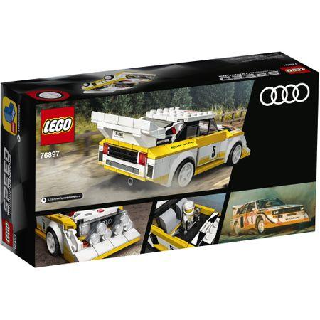 76897 LEGO® Speed Champions: Audi Sport quattro S1  6