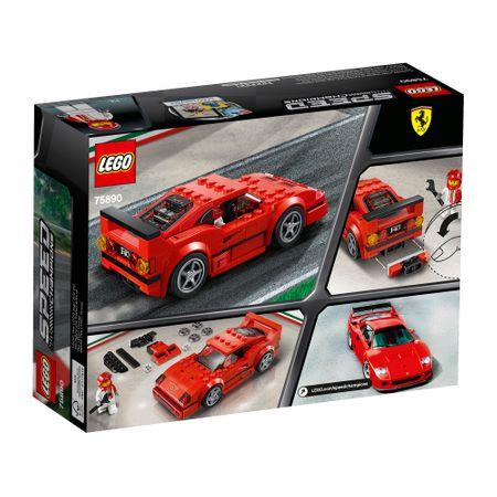 75890 Speed Champions: Ferrari F40 Competizione [6]