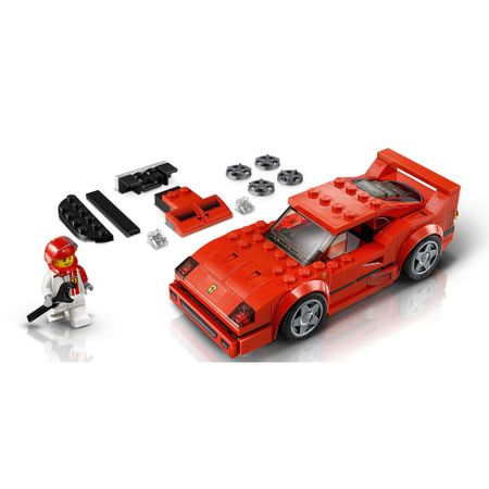 75890 Speed Champions: Ferrari F40 Competizione [4]