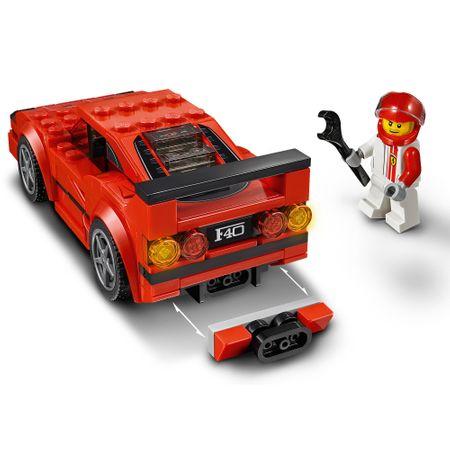 75890 Speed Champions: Ferrari F40 Competizione [3]