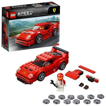 75890 Speed Champions: Ferrari F40 Competizione [5]