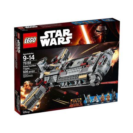 Lego Star Wars 75158 Rebel Combat Frigate 0