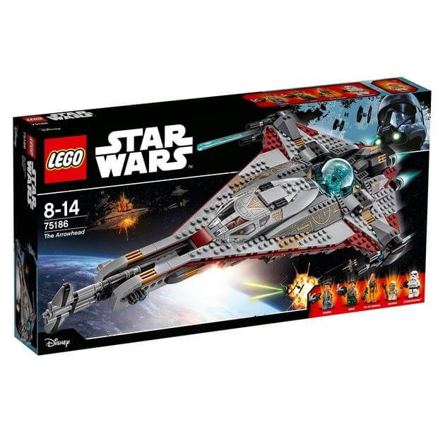 LEGO® Star Wars™ Arrowhead 75186 0