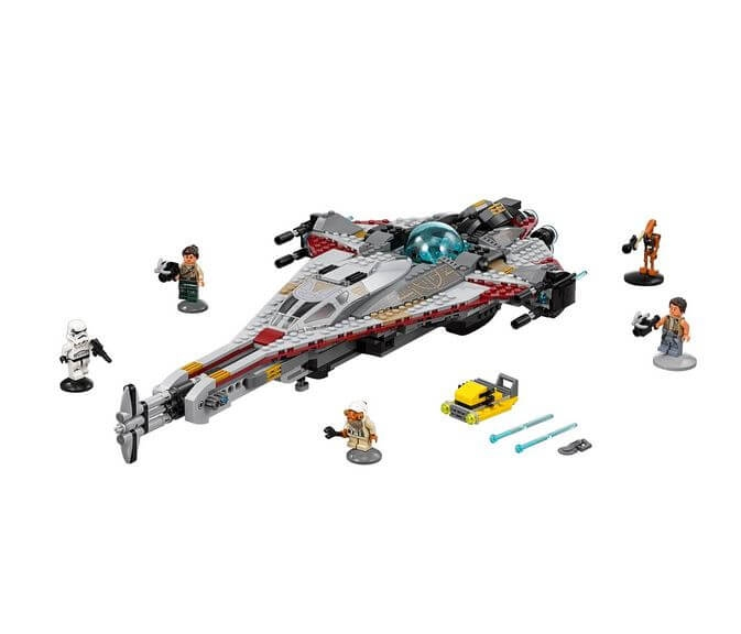 LEGO® Star Wars™ Arrowhead 75186 1
