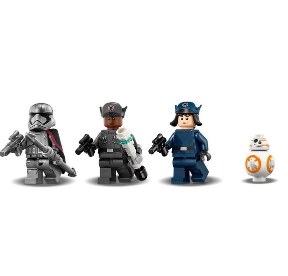 LEGO® Star Wars™ AT-ST™ Ordinul Intai 75201 2