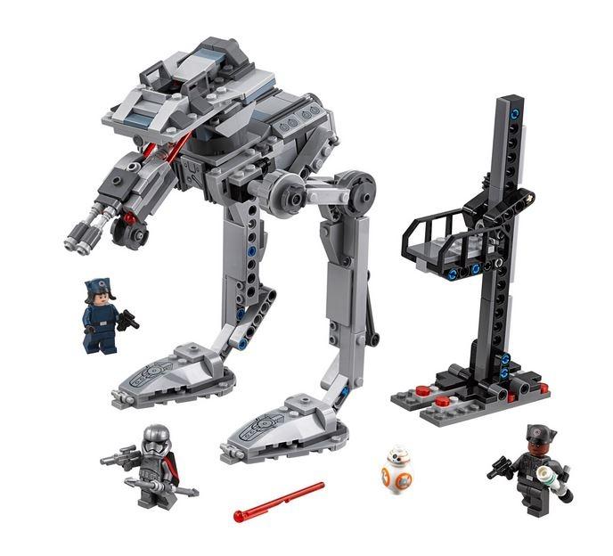 LEGO® Star Wars™ AT-ST™ Ordinul Intai 75201 4