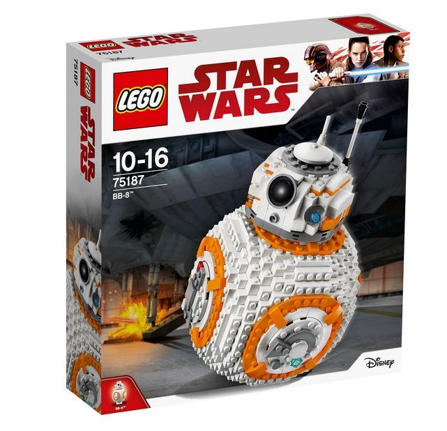 LEGO® Star Wars™ BB-8™ 75187 0