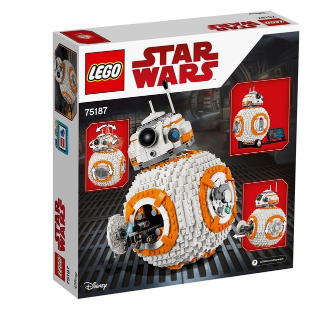 LEGO® Star Wars™ BB-8™ 75187 1