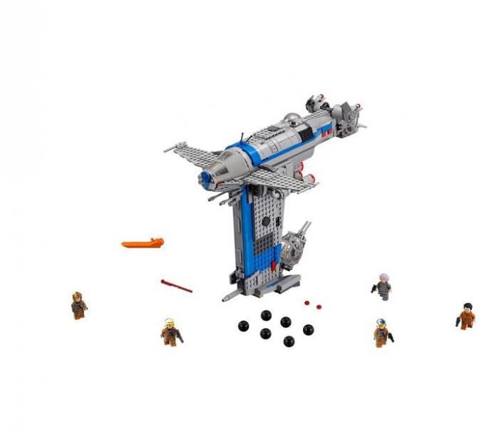 LEGO® Star Wars™ Bombardier al Rezistentei 75188 1