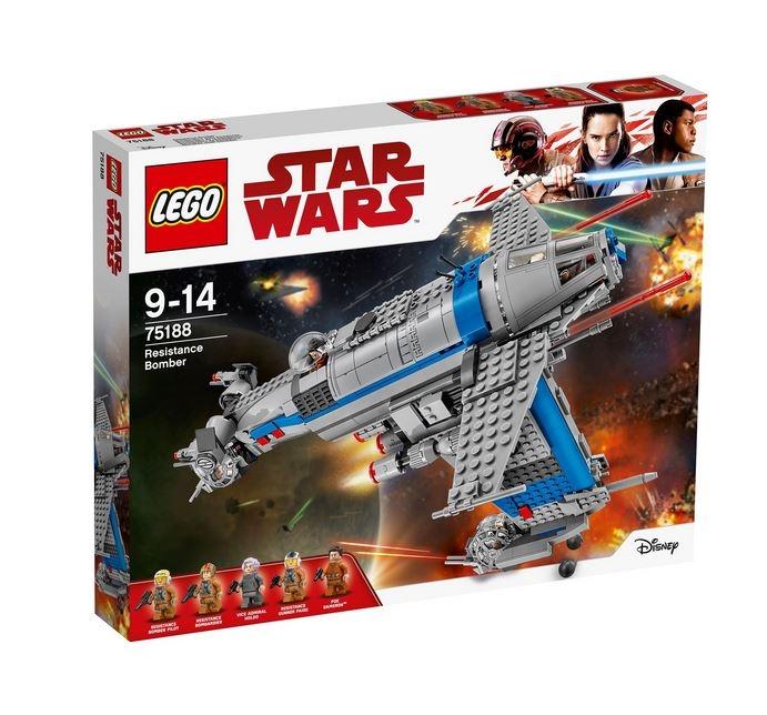 LEGO® Star Wars™ Bombardier al Rezistentei 75188 0