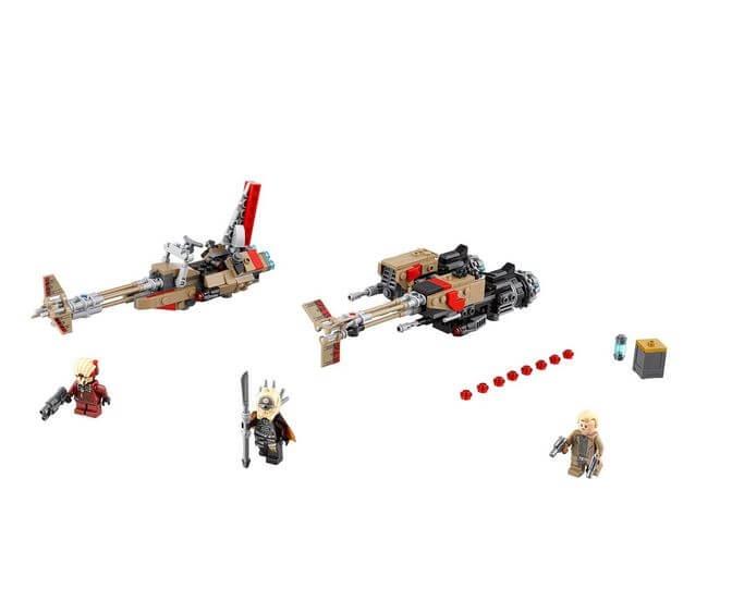 LEGO® Star Wars Cloud-Rider Swoop Bikes 75215 1
