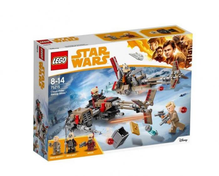 LEGO® Star Wars Cloud-Rider Swoop Bikes 75215 0