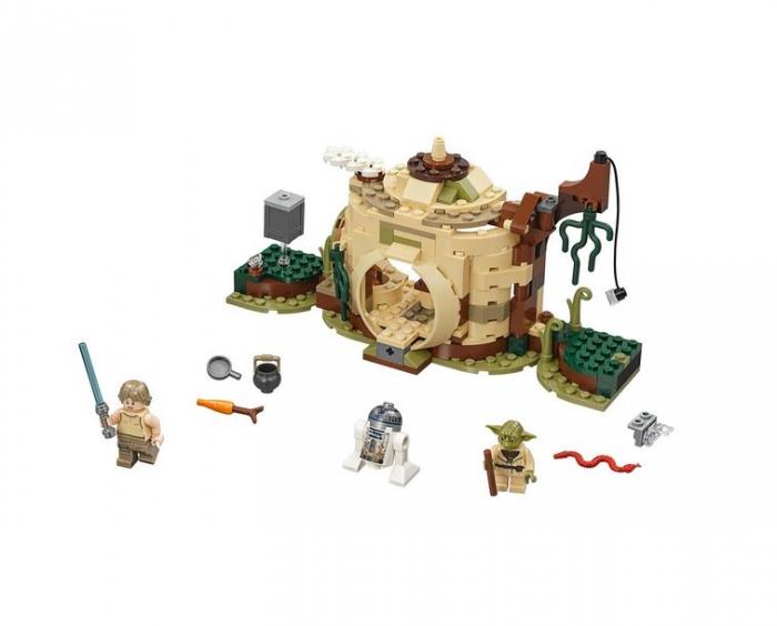 LEGO® Star Wars™ Coliba lui Yoda 75208 [2]
