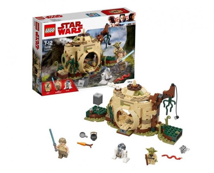 LEGO® Star Wars™ Coliba lui Yoda 75208 [1]