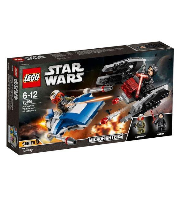 LEGO® Star Wars™ CONF Dualpack Aero + Victor 75196 0