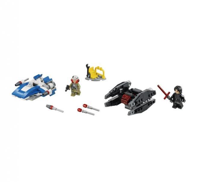 LEGO® Star Wars™ CONF Dualpack Aero + Victor 75196 4
